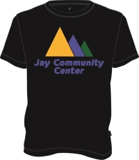 Black JCC T-shirt