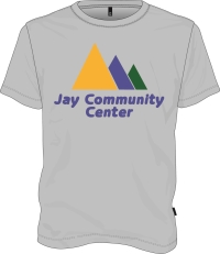 Heather Gray JCC T-shirt