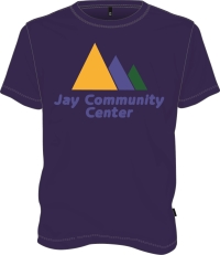 Navy JCC T-shirt