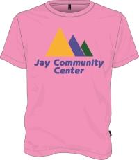Pink JCC T-shirt