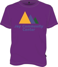 Purple JCC T-shirt