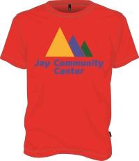 Red JCC T-shirt