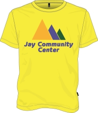 Saftety Yellow JCC T-shirt