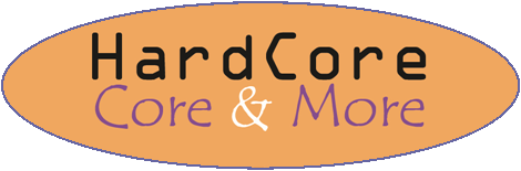 Hard Core / Core & More by Dawn Milligan