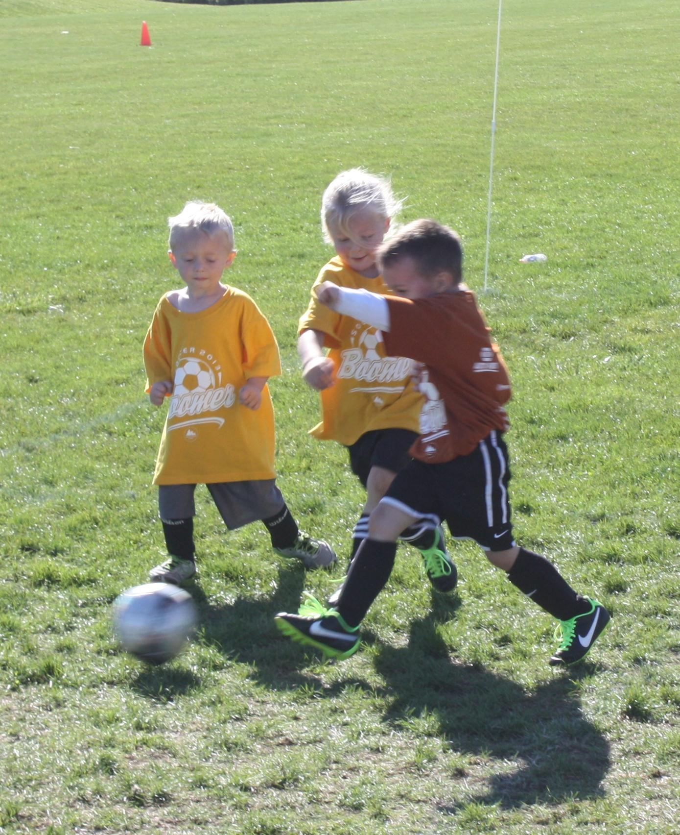 Jay Community Center Boomer Fall Soccer